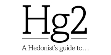 Hg2 | A Hedonist's guide to... logo