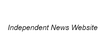 Independent News Website logo