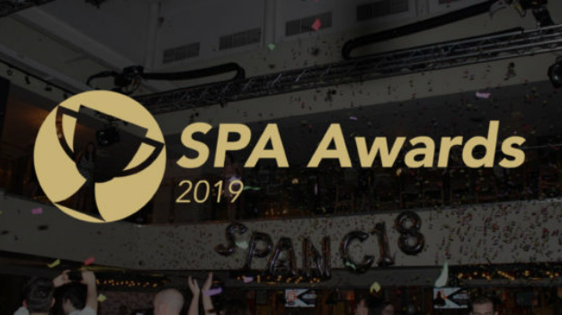 SPA Awards 2019 - Entries close 7th March