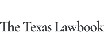 The Texas Lawbook logo