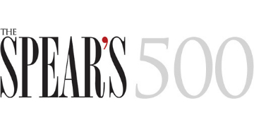 The Spear's 500 logo