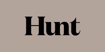 Hunt Communications logo