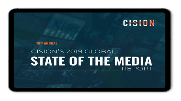 Cision's 10th Annual Global State of the Media report
