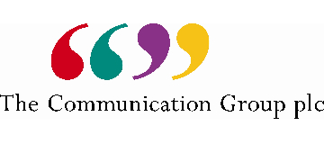 The Communication Group plc logo